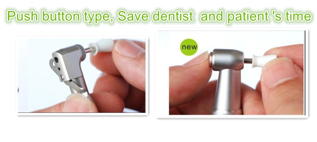 Internal Water Spray Low Speed Dental Handpiece with Special Design