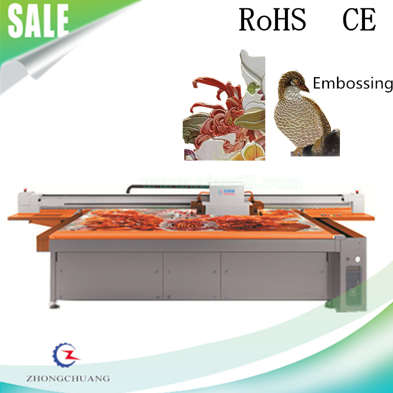 Industrial Wide Format UV Flatbed Printer