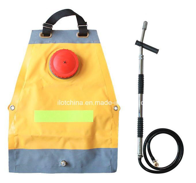 Portable Firefighting Backpack Sprayer, Knapsack Fire Sprayer