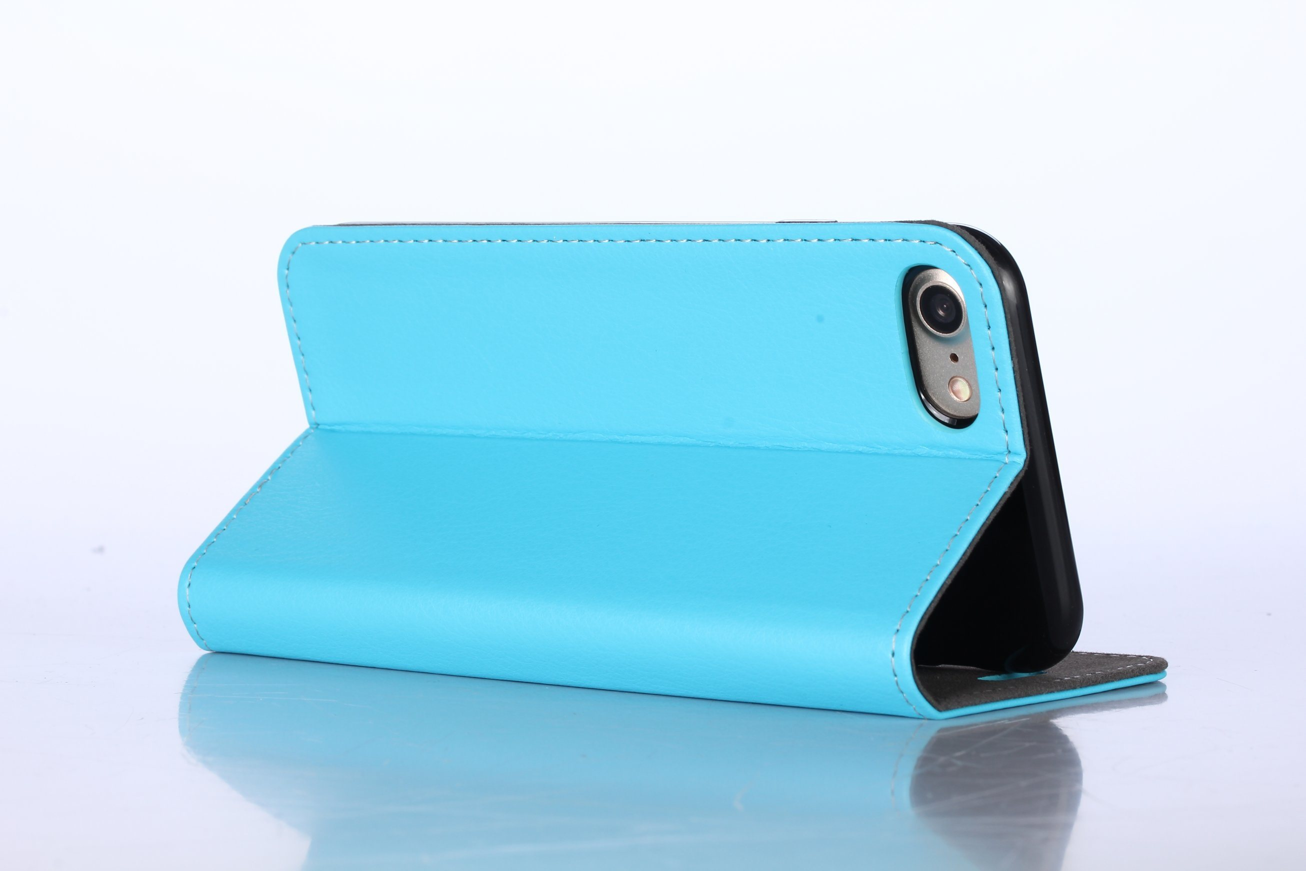 TPU Cellphone Wallet Case iPhone 6/6s Plus, Mobile Phone Shield