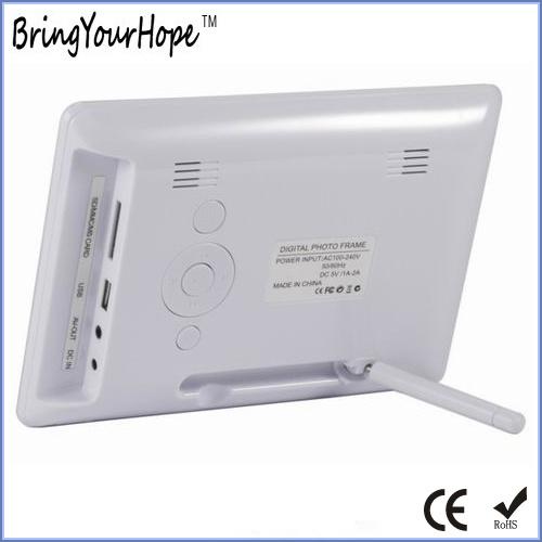 Video MP3 Playback 7 Inch Digital Photo Frame Player (XH-DPF-070J)