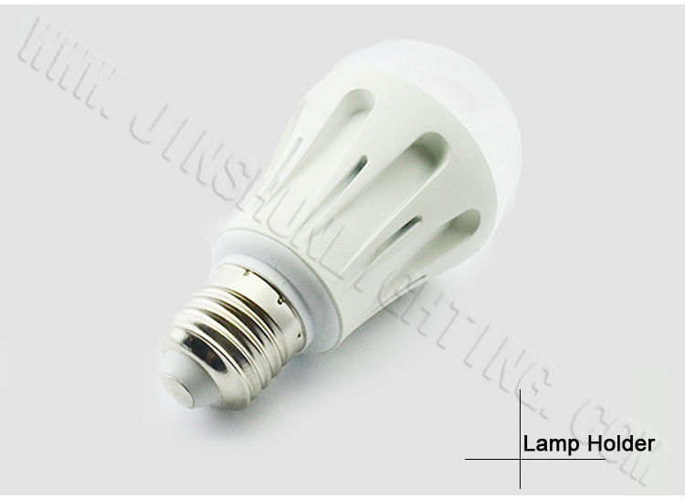 5W E27 LED Global Light Bulb