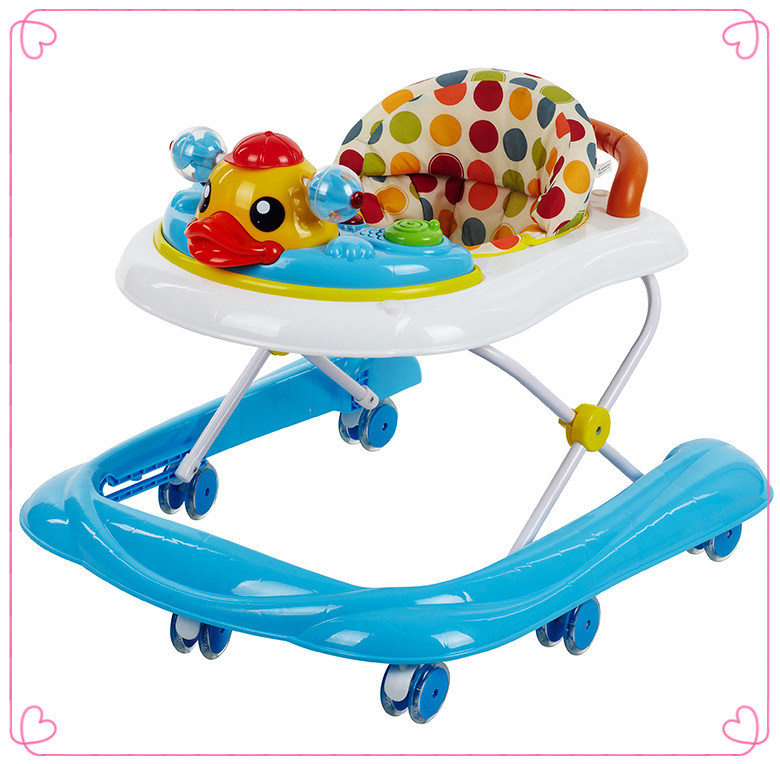 2017 Foldable Baby Walker with Toys