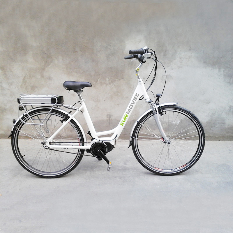 Newest Middle Driven Motor City Eletrci Bike Ebike