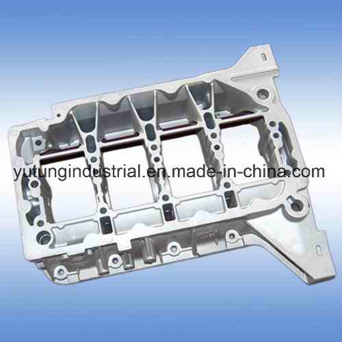 Aluminum Die Cast Mould Making Auto Parts