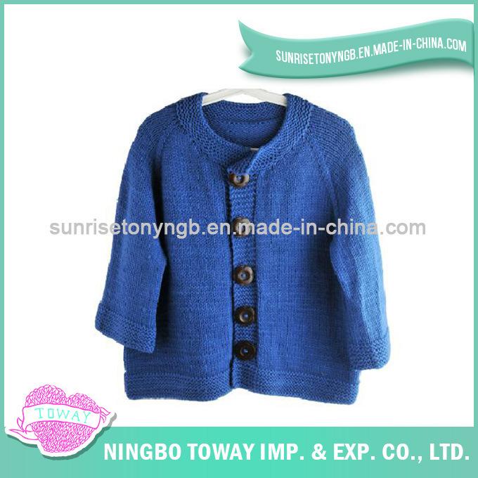 Hand Weaving Fashion Sweater Crochet Wool Knitting Vest-03