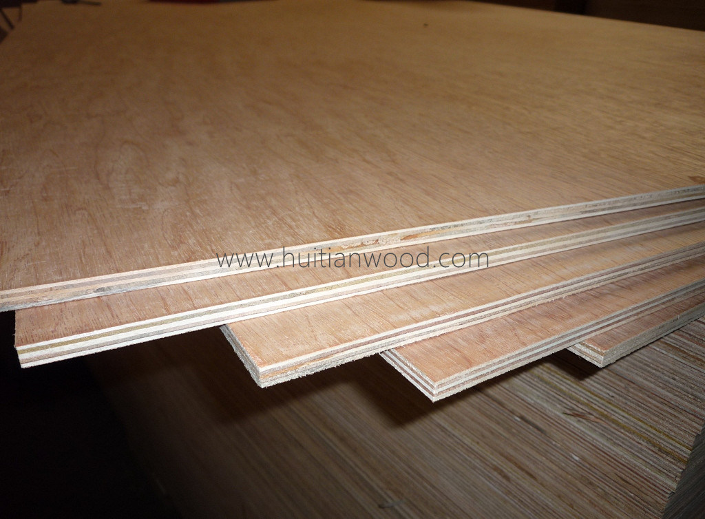 Hot-Selling Poplar Core High Quality Commercial Plywood at a Low Price