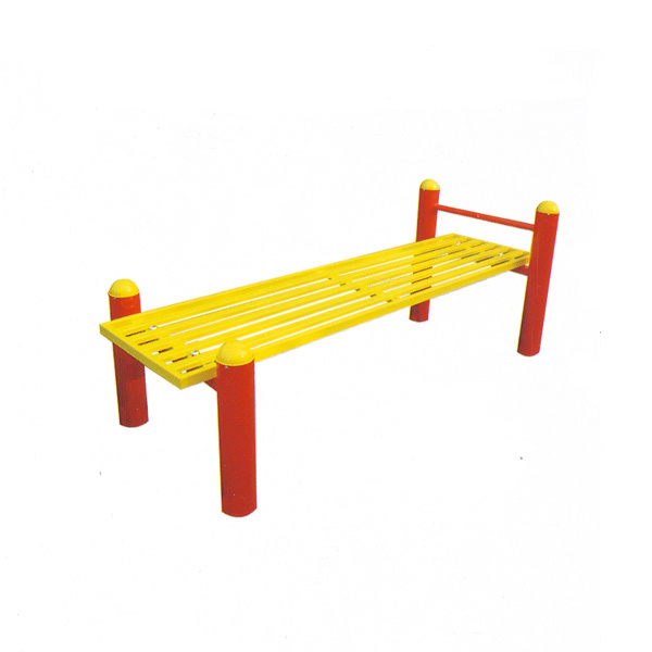 Outdoor Fitness Bench Set Sit-up Board Outdoor Exercise Training Equipment