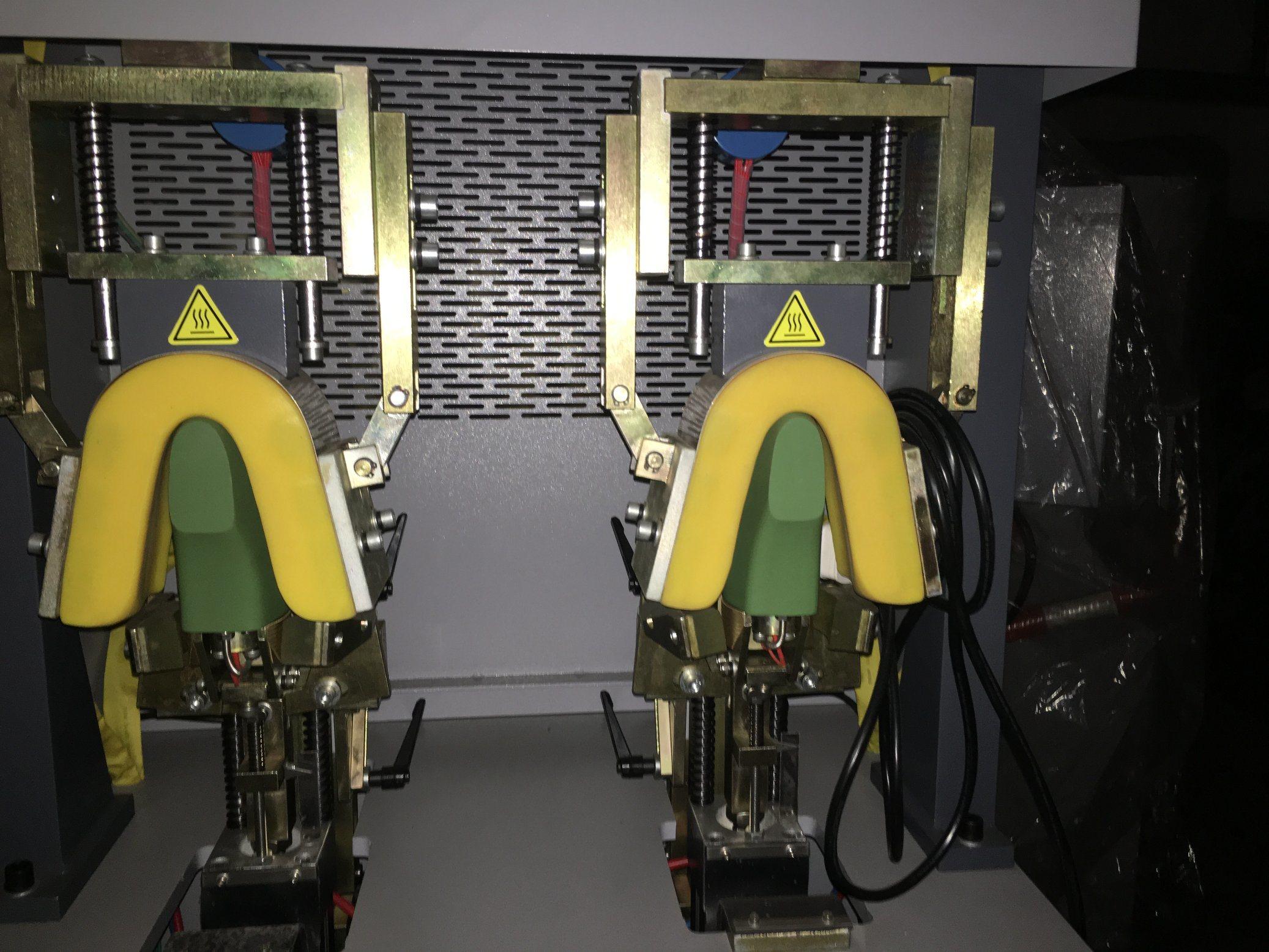 Ds-802-2 Back Part Moulding Machine for Shoe