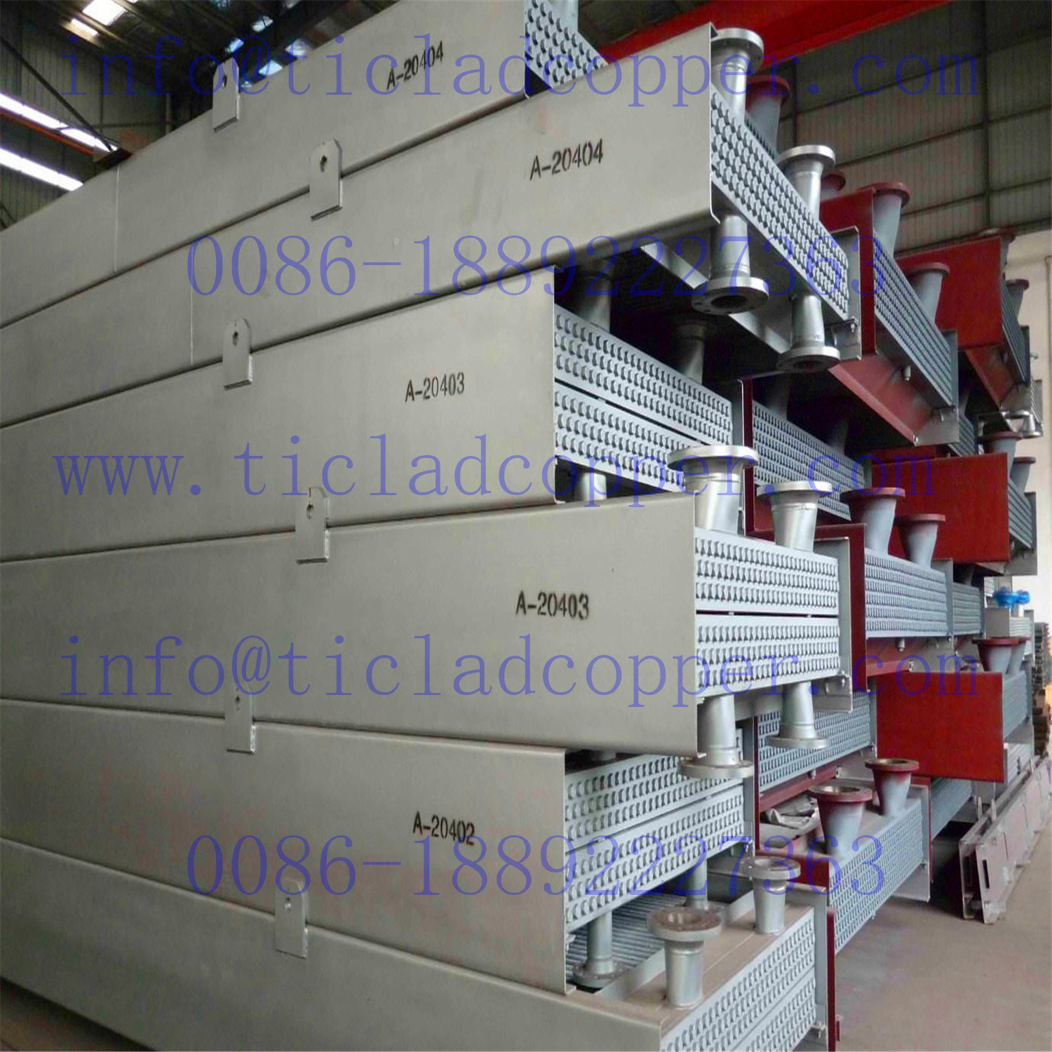 Air Cooled Heat Exchanger/ Air Cooler/ Cooling Tower for Petrochemical Plant