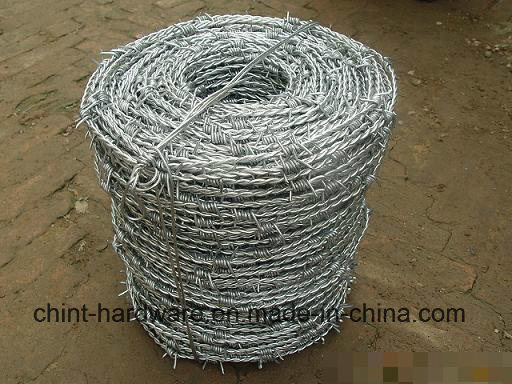 Barbed Steel Iron Wire for Fence with Good Quality