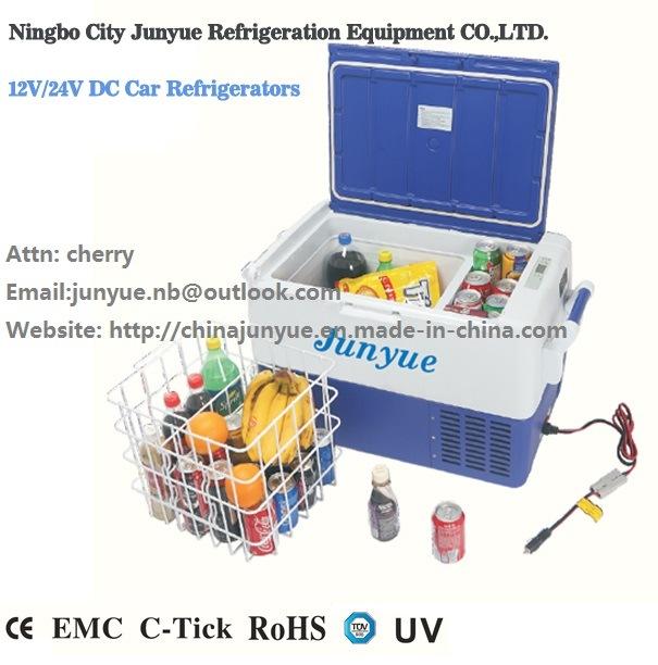 DC 12V 24V Mini Portable Refrigerator