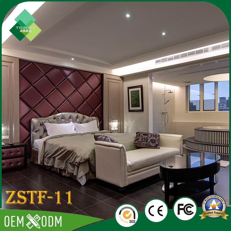 New Design Modern Dining Room Sets of Hotel Furniture (ZSTF-11)
