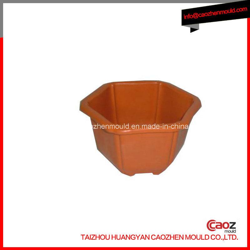Square/Plastic Garden Flower Pot Mould in Huangyan