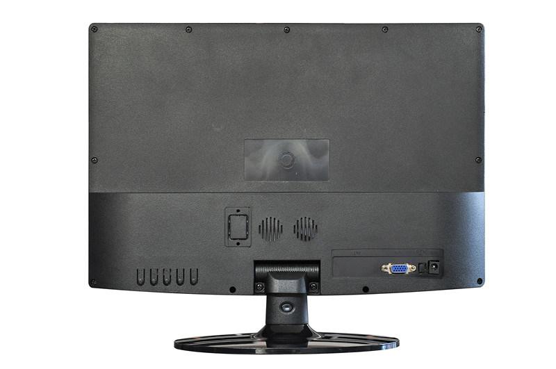 Slim 15.4 Inch LED Monitor with VGA