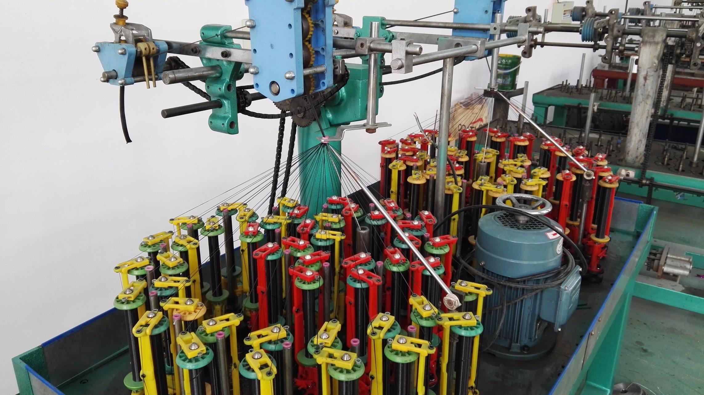 High Speed Weaving Machine 16*4 Spindles