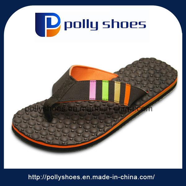 2017 Adult Custom Footwear of Funny Slipper Men