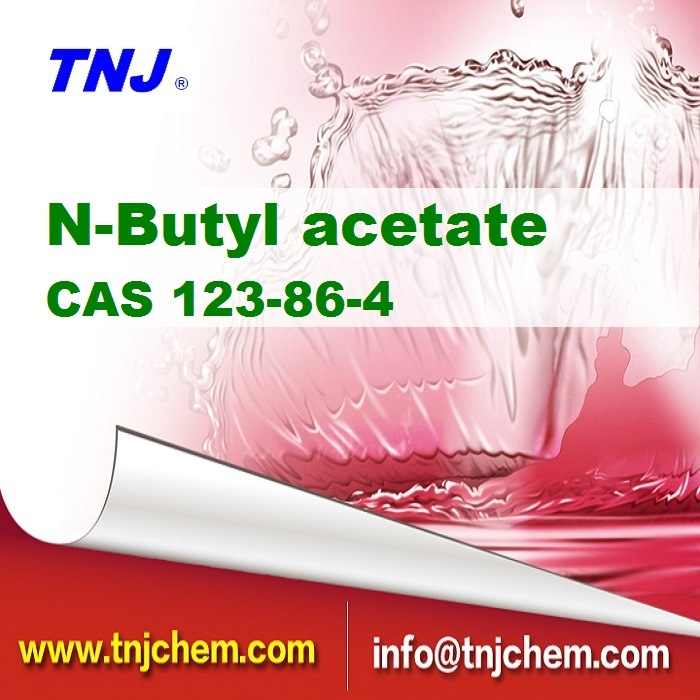 High Quality N-Butyl Acetate 99.5% CAS 123-86-4 at Best Factory Price