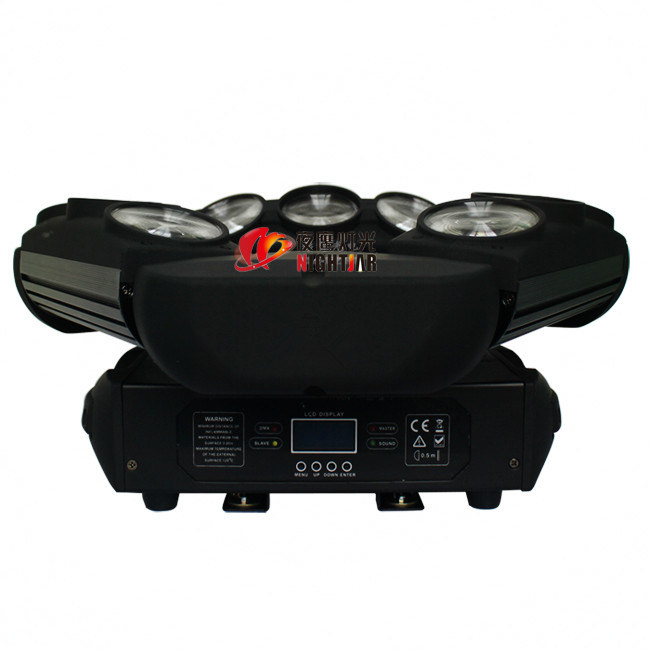 Hot Sell 9eyes LED Stage Lighting