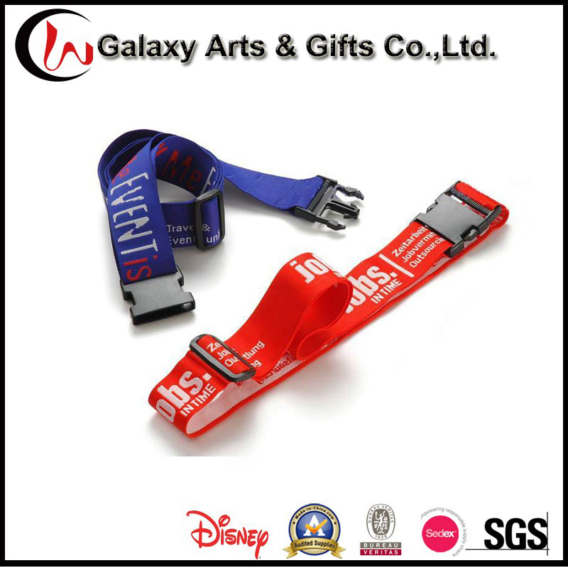 New Innovative Promotional Gifts Embroidered Luggage Straps