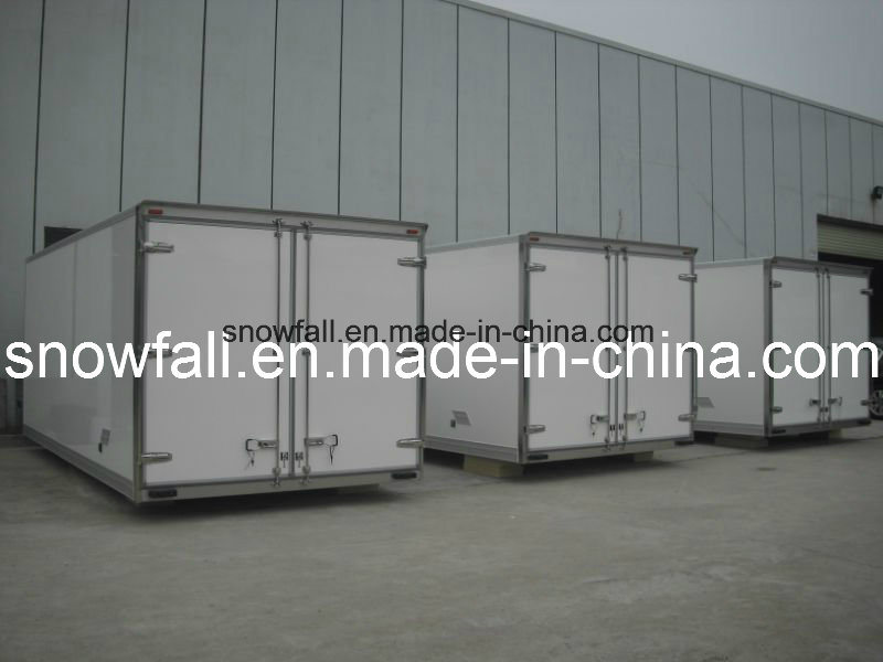 Fiberglass Refrigerated Truck Body Box