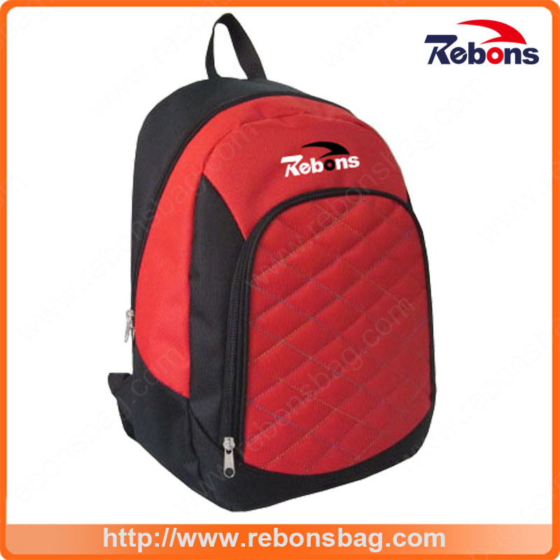 Durable fashion Polyester Backpack Laptop Computer Bag for Traveling