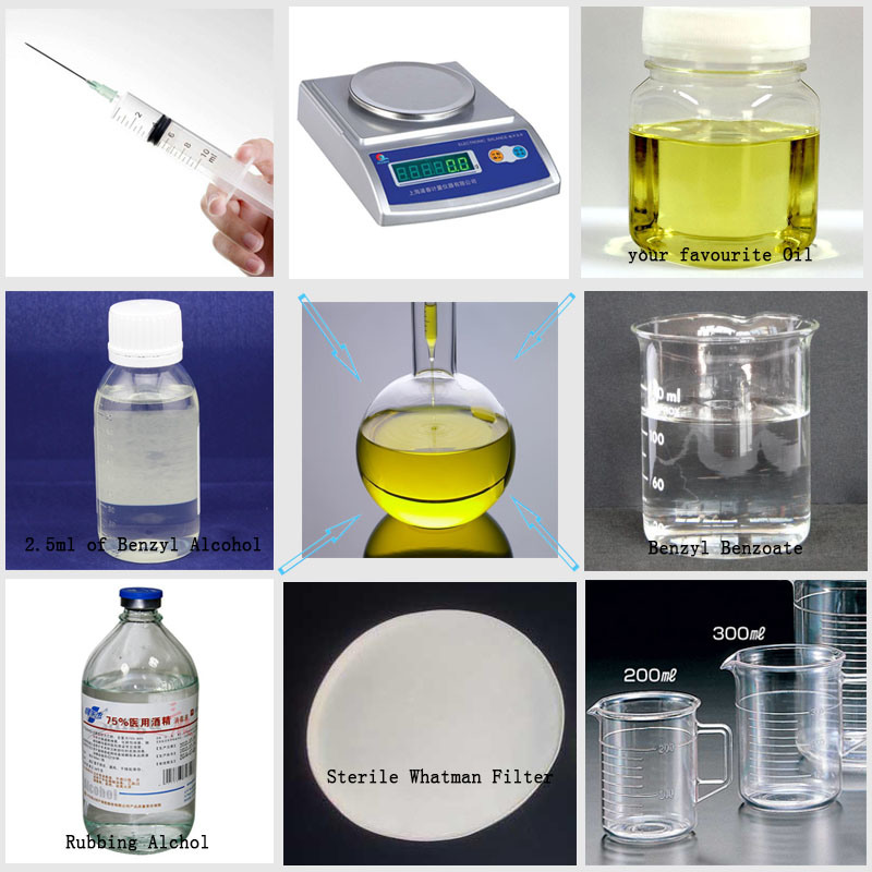 Buy Steriods Testosterone Enanthate/Test E Powder Best Price Factory