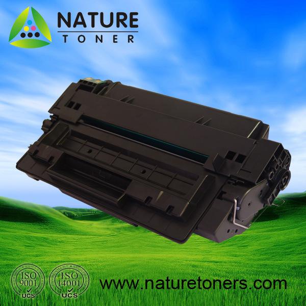 Compatible Black Toner Cartridge for HP Q7551X