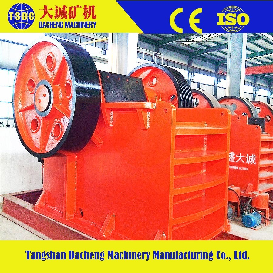 New Stone Rock Jaw Crusher From China Factory
