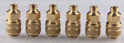 Pneumatic Quick Coupling, Push Lock Fittings, Air Hose Coupling