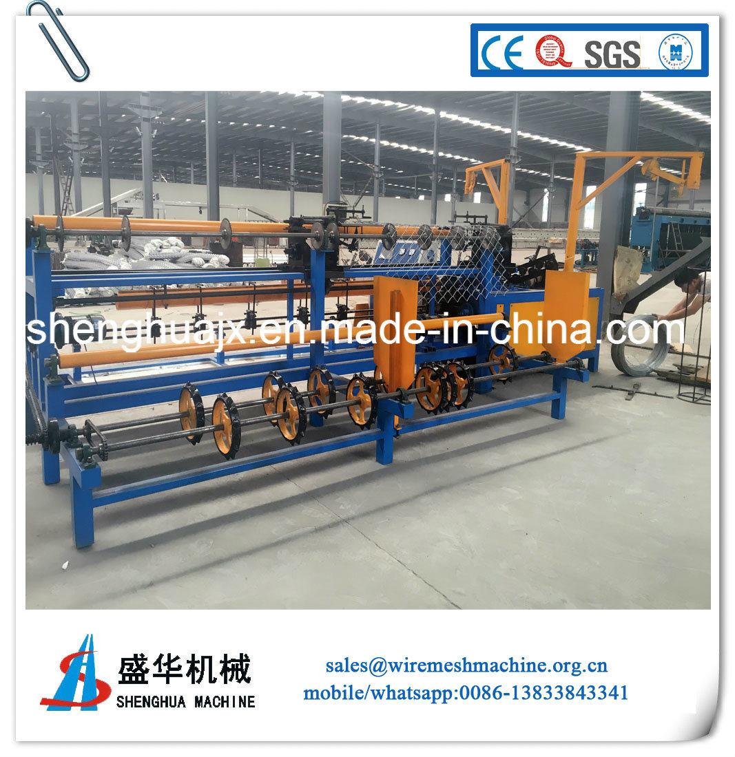 Best Quality Ful Automatic Chain Link Fence Machine