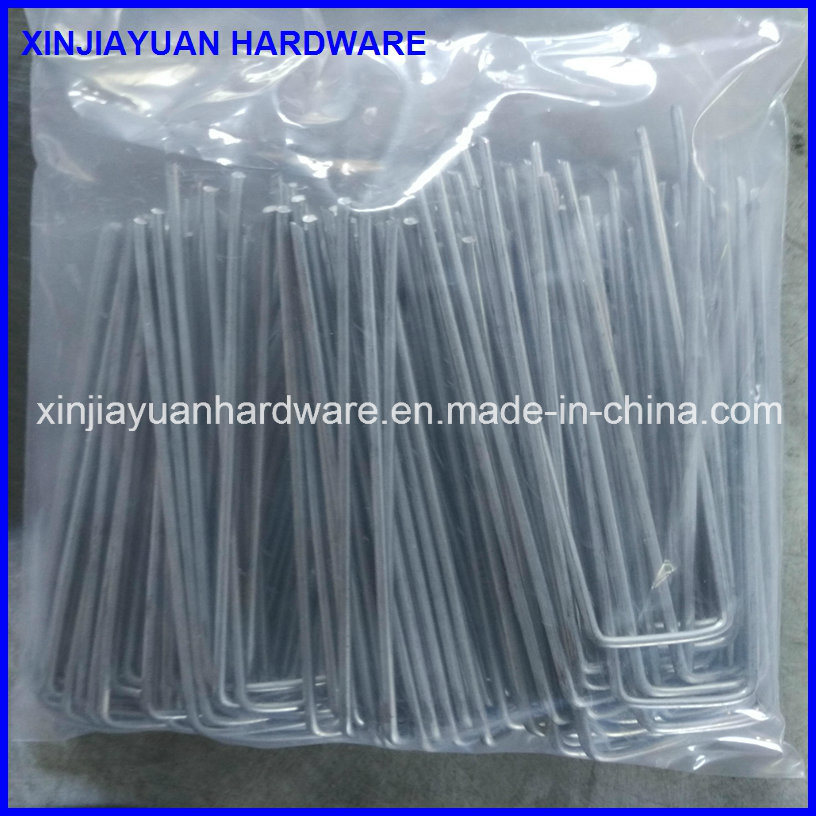 New Design G Type Ground SOD Staple Wire Staple Wholesale