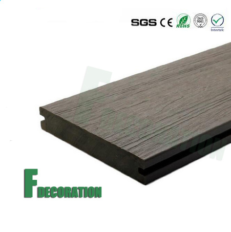 Co-Extrusion Wood Composite Outdoor Decking WPC Floor