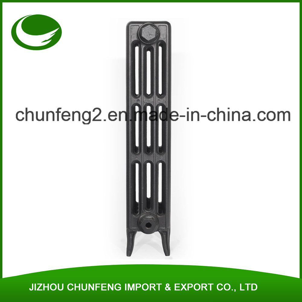 Four Columns Cast Iron Radiators for Central Heating System