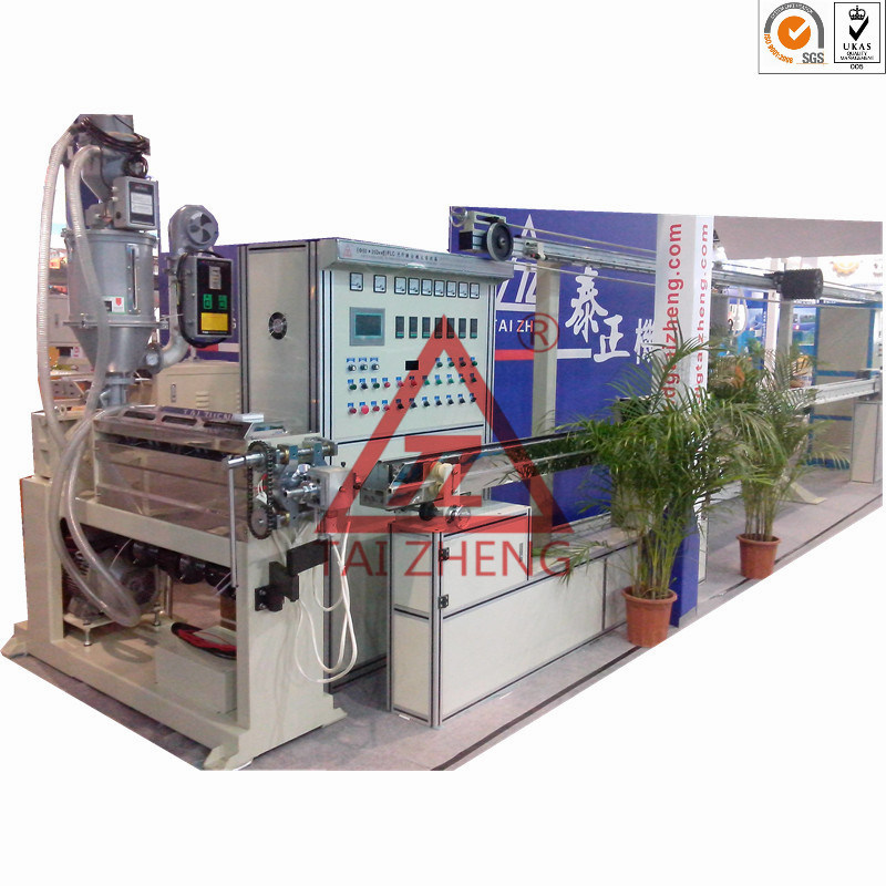 Optical Fiber Tight Buffer Extrusion Line