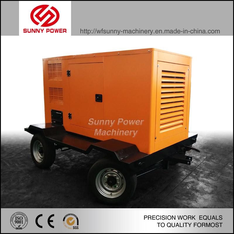 6inch Diesel Fire Water Pump with Jocky Pump Pressure 150psi