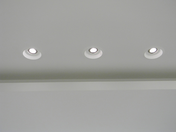 Decorative Gypsum Ceiling Light (MC-9233)