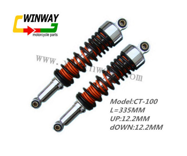 Ww-6215 Motorcycle Part, Bajaj CT100 Motorcycle Rear Shock Absorber