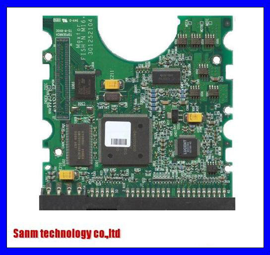 Interface Control Board PCB Assembly (PCBA-1318)