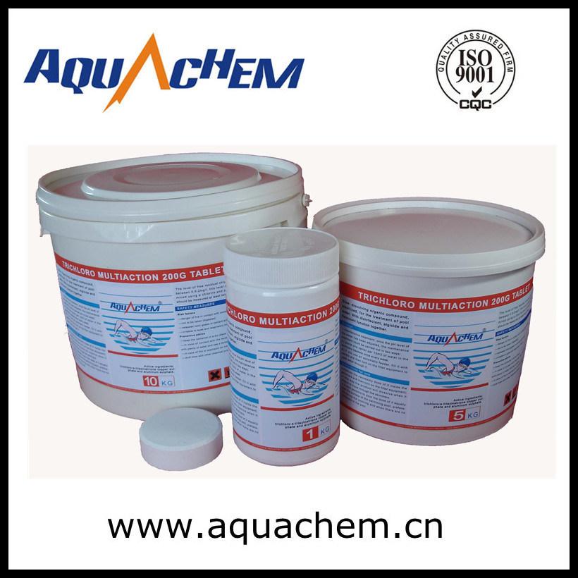 Trichloroisocyanuric Acid (TCCA 90%) , Swimming Pool Chemical