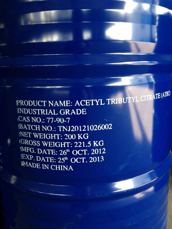 Buy Acetyl Tributyl Citrate ATBC at Factory Price From China Suppliers