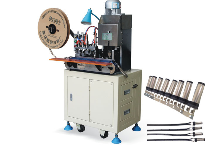 Terminal Crimping Machine for DC Power Connector