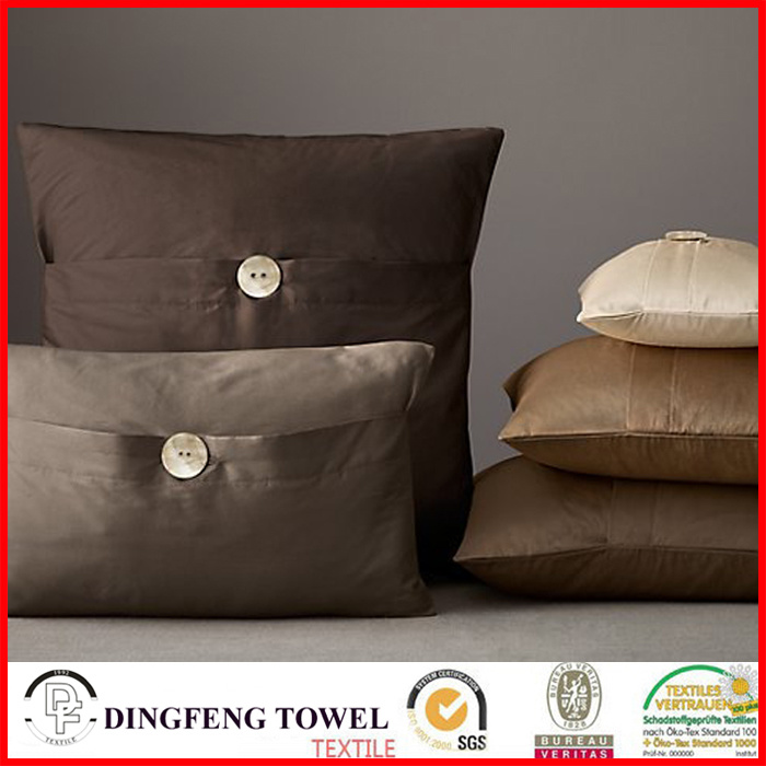 2017 New Design Cotton Linen Fabric Matching Cushion Cover Sets Df-C321
