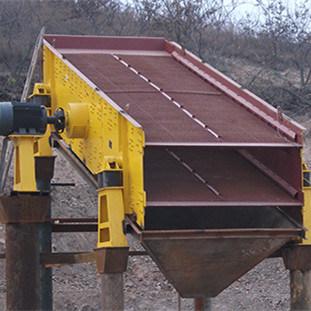 Quarry Plant Mutideck Vibrating Screen
