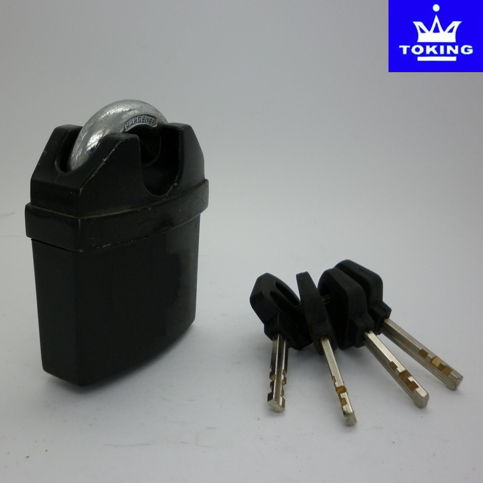 Plastic Armored Lock with Vane Keys (1312)