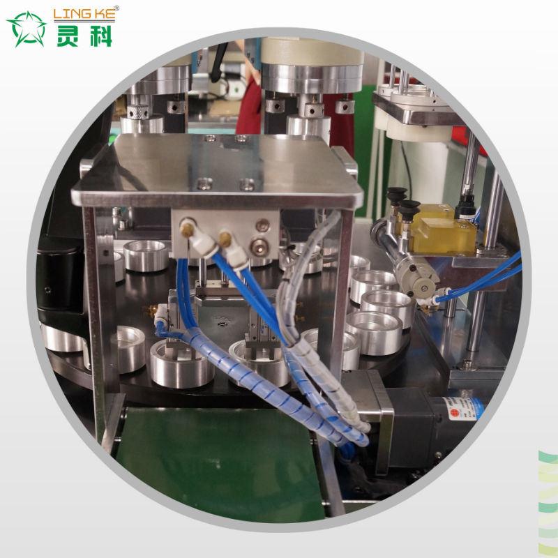 Ultrasonic Turnable Plastic Welding Equipment