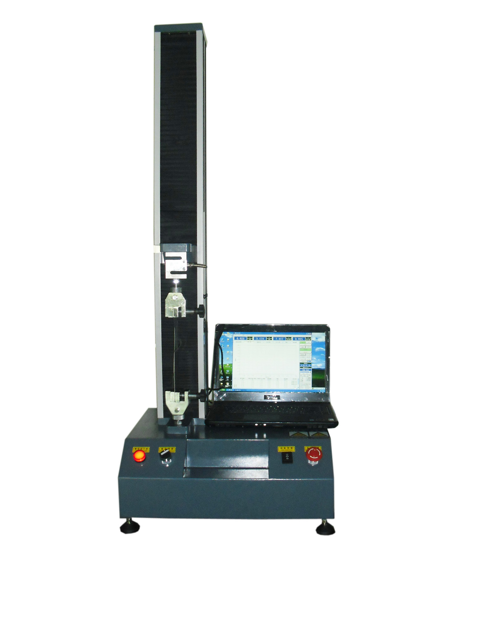 Tensile Strength Testers : China fabric tensile strength tester testing