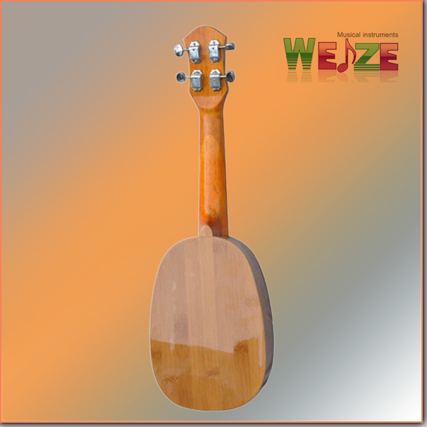 Pineapple Shape  Bamboo Plywood Ukulele