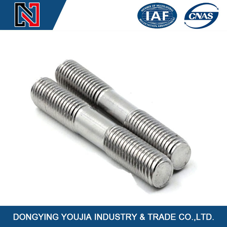 Competitive Price & High Quality Stainless Steel Double End Stud