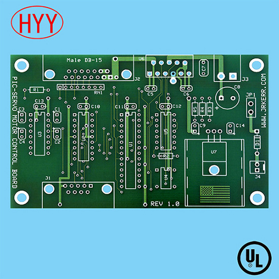 Multilayer Printed Circuit Board PCB with Precision
